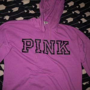 victoria's secret pink , soft jacket